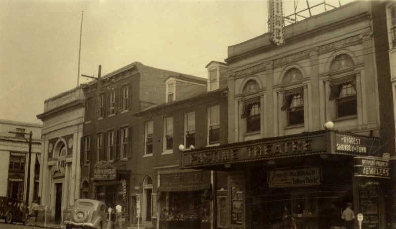 Historic Photos Downtown Lewistown Inc